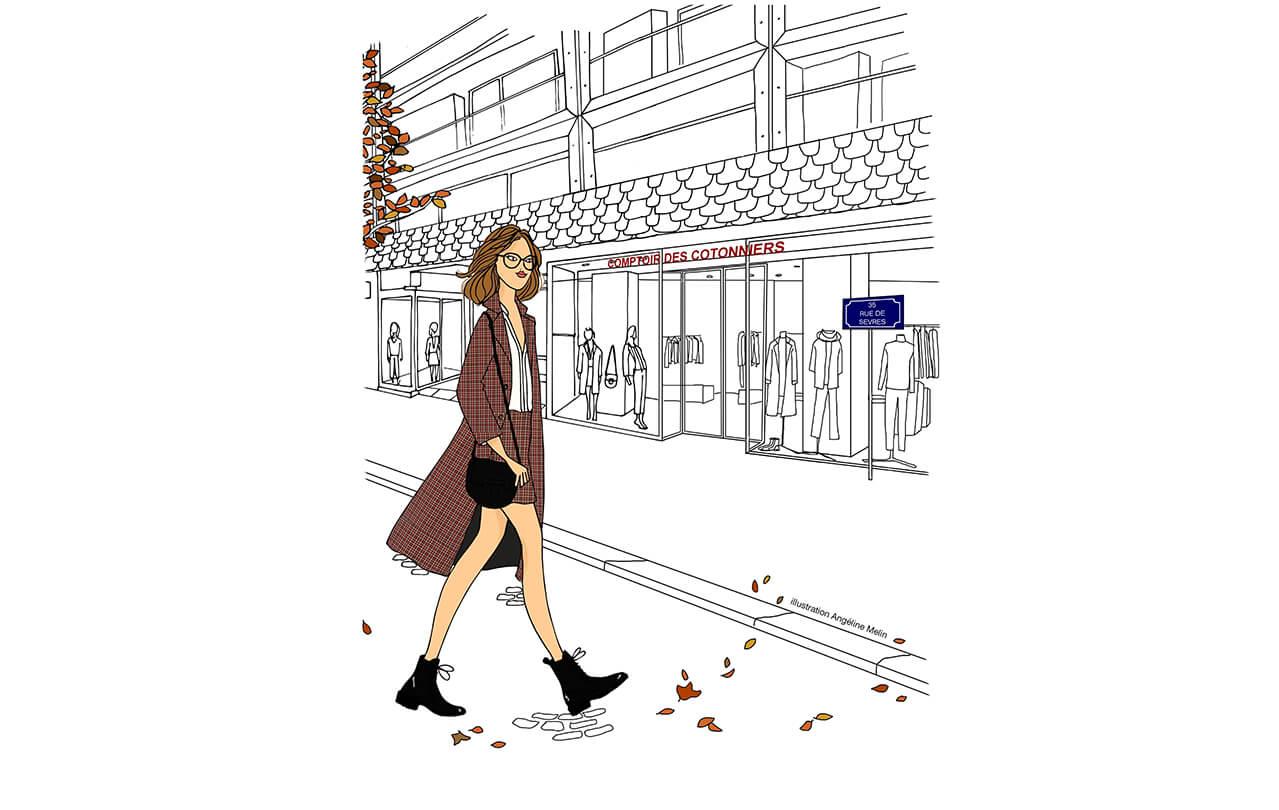 Boutique Sèvres Paris