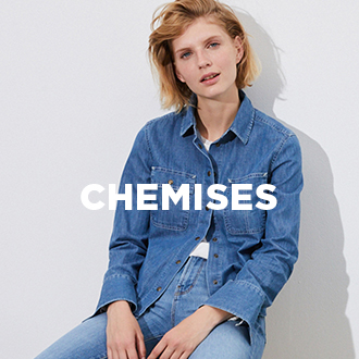 Chemises AW21