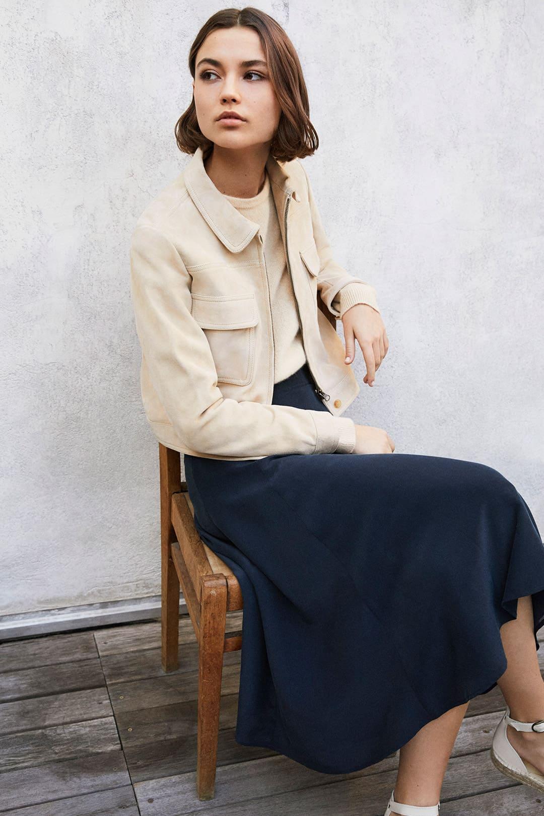 Lookbook femme Printemps Eté 2019