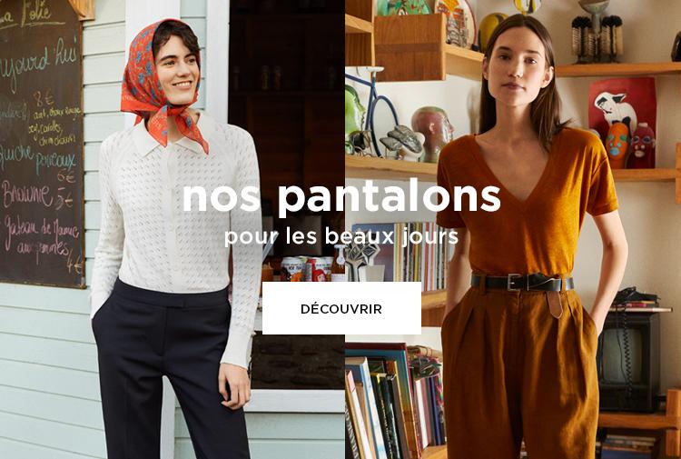 Pantalons - Mobile