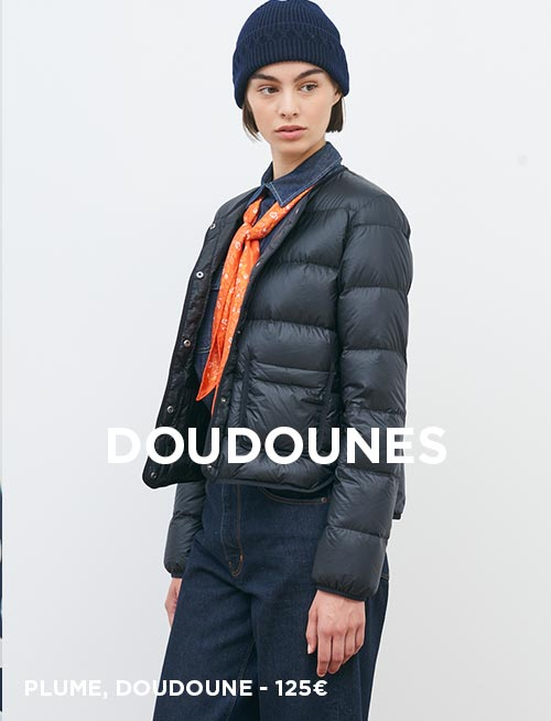 Doudounes - Desktop
