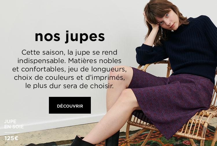 Jupes - Mobile