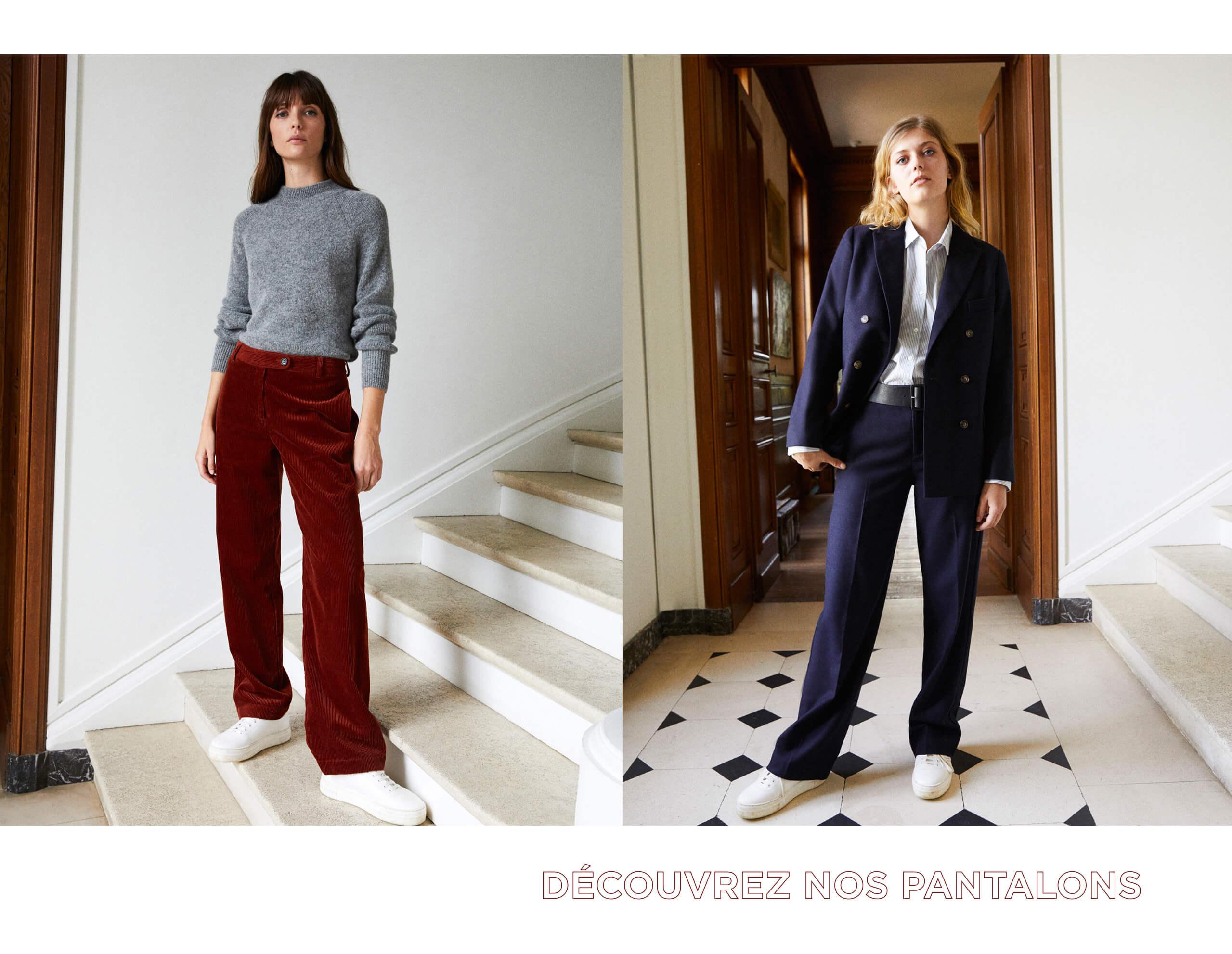Pantalons A/H 19