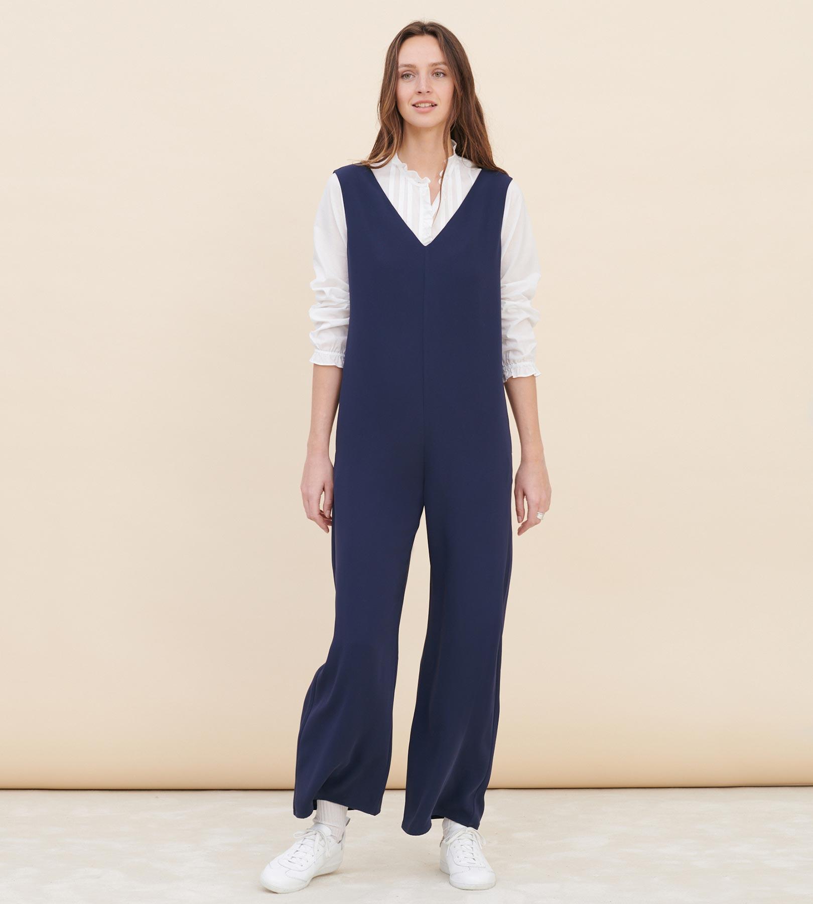 Combinaison Comptoir des Cotonniers veste femme