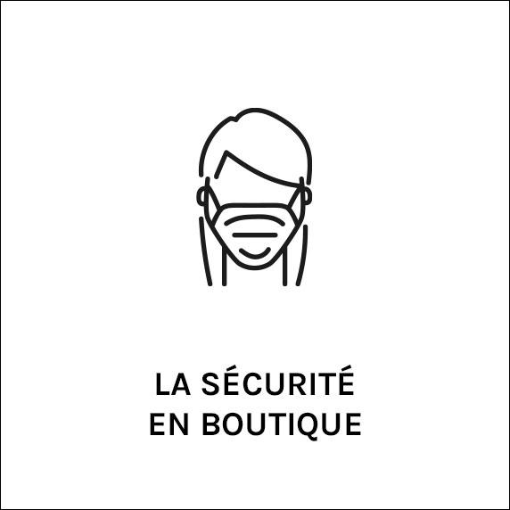Sécurité boutique