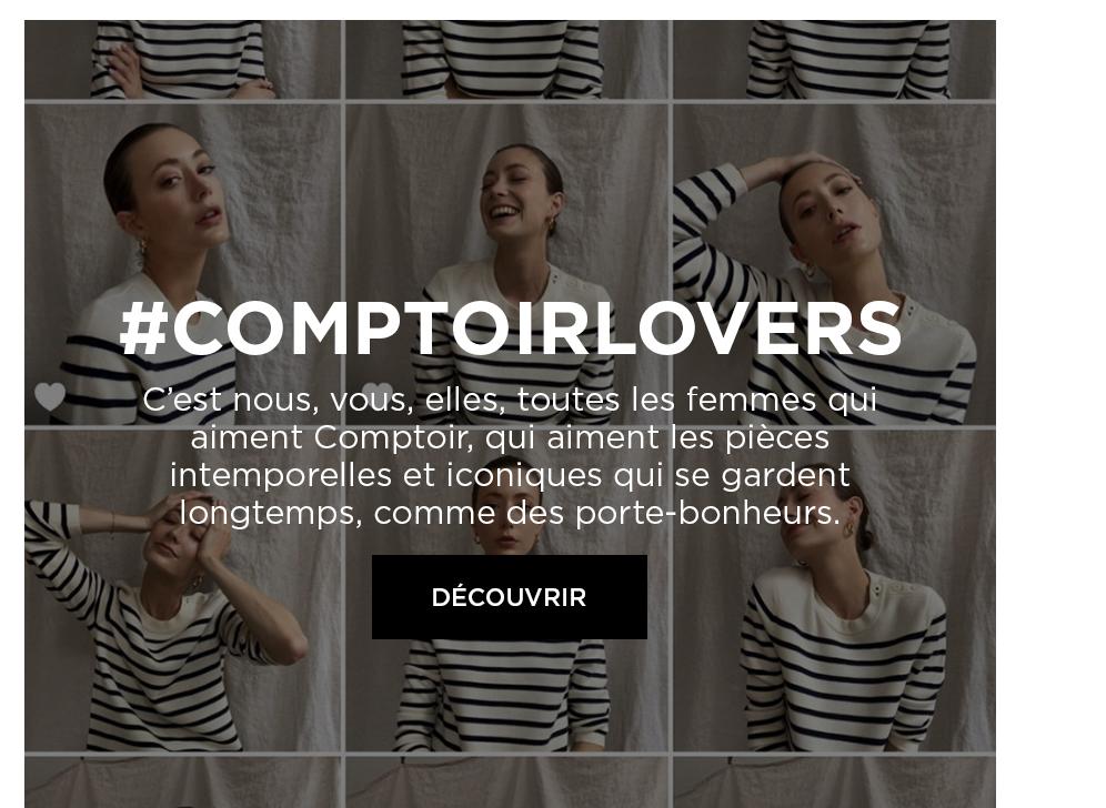 #ComptoirLovers - Desktop