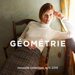 Nouvelle géométrie AW19