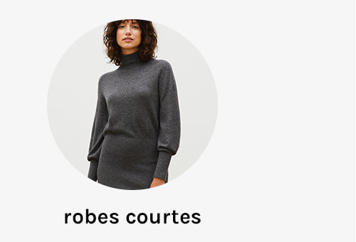Robes courtes