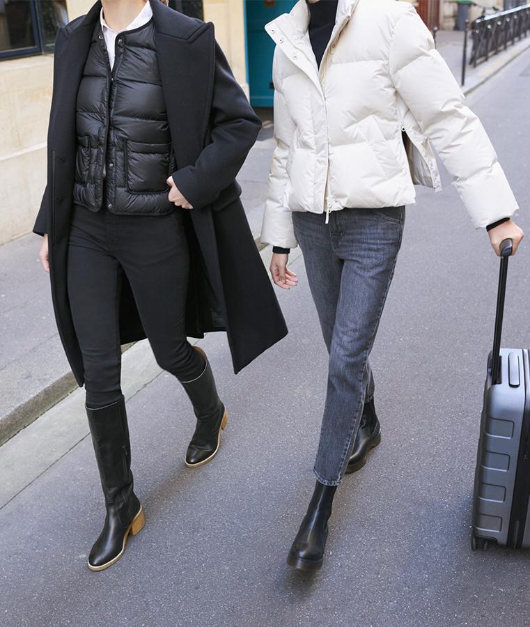 Manteaux femme et blousons