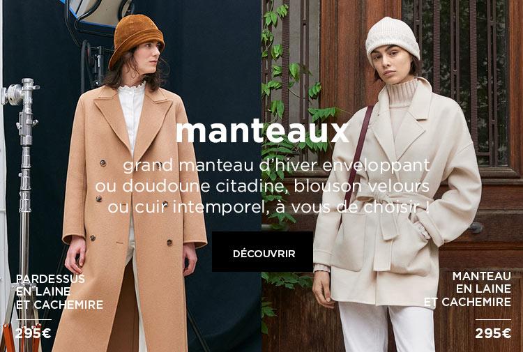 Manteaux - Mobile