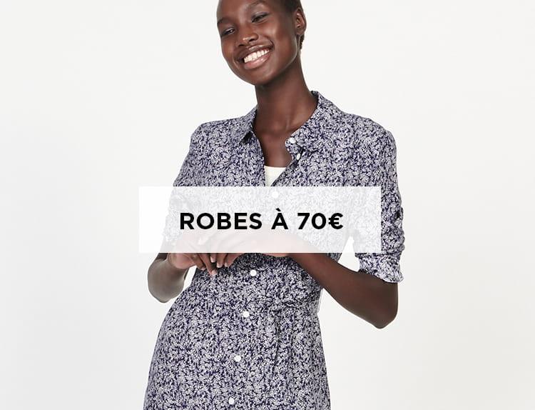 Robes à 70€