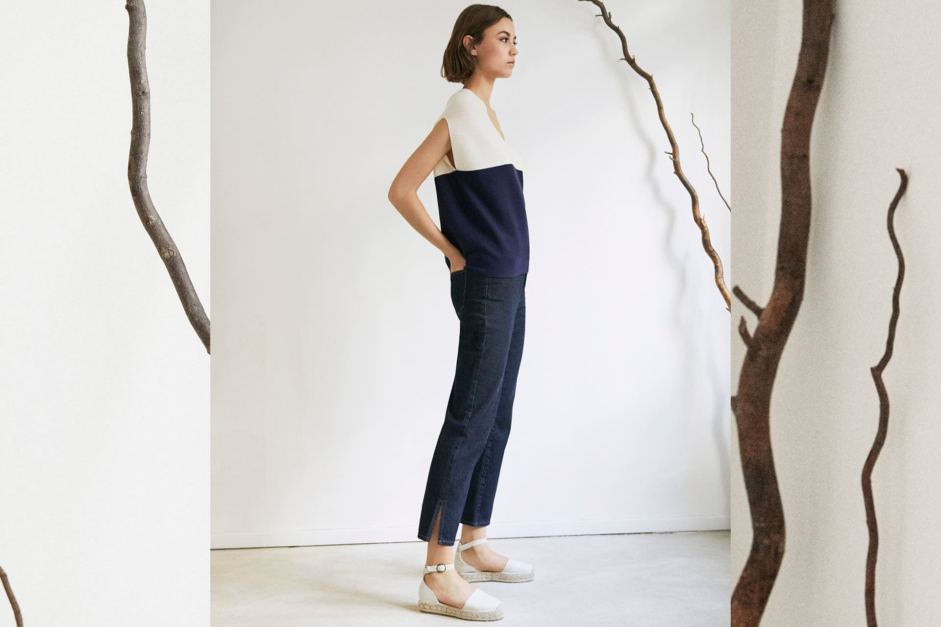 Lookbook femme Printemps Eté 2019