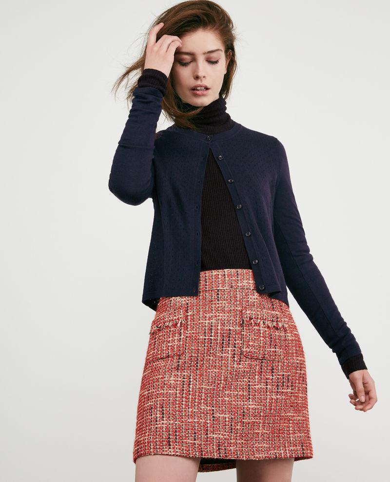 0f77f6d999ac Gilet femme en laine de Mérinos
