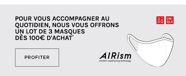 Masques Airism 2020