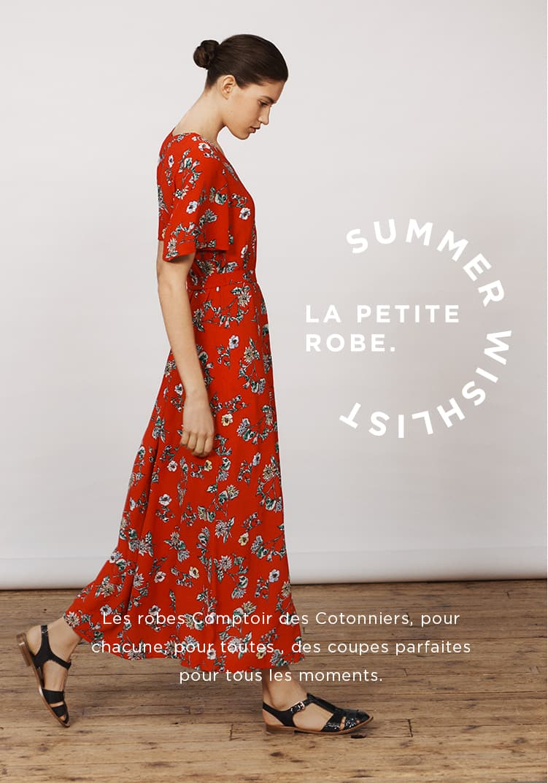 Summer wishlist - Les robes