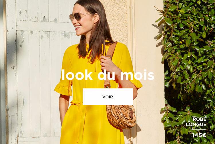 Look du mois - Mobile