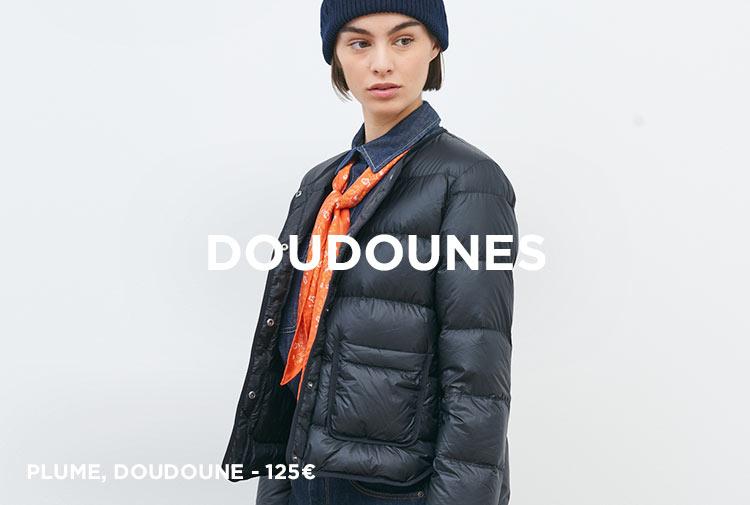 Doudounes - Mobile