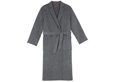 Comptoir des cotonniers Manteau oversize avec laine