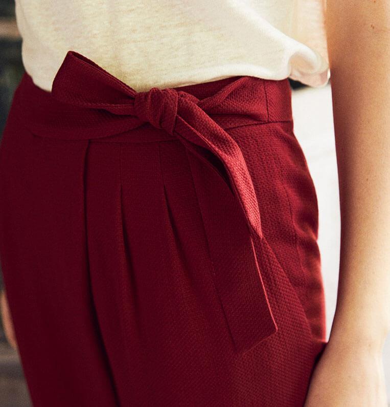 Pantalons femme et combinaisons