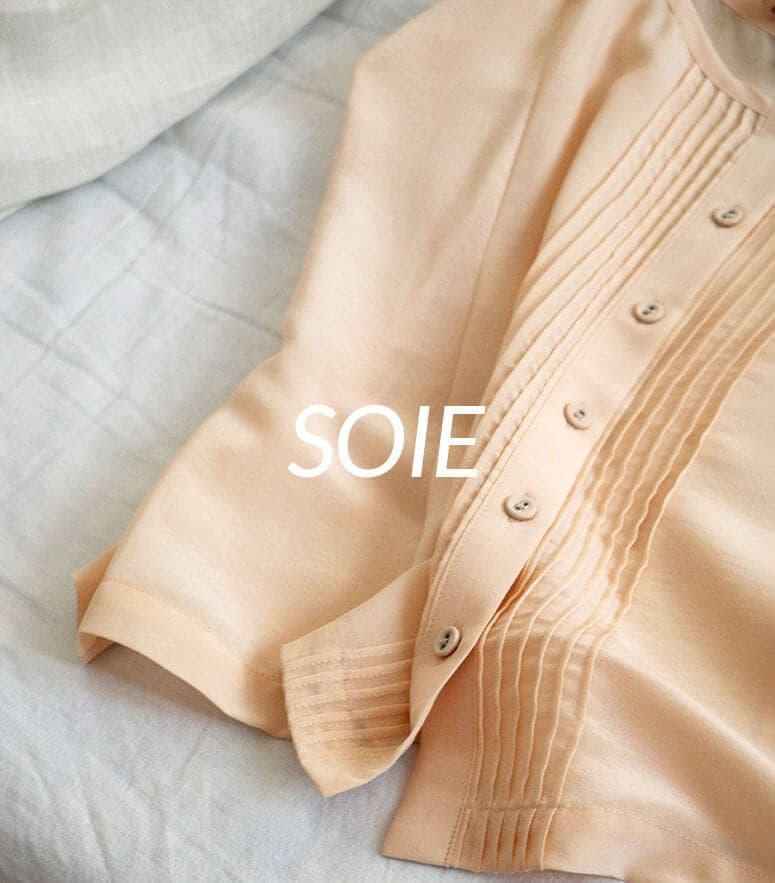 Conseils pour bien laver ses vêtements en Soie