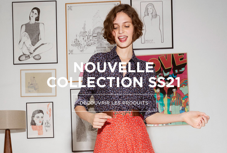 Nouvelle collection SS21