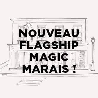 Nouveau Flagship Magic Marais