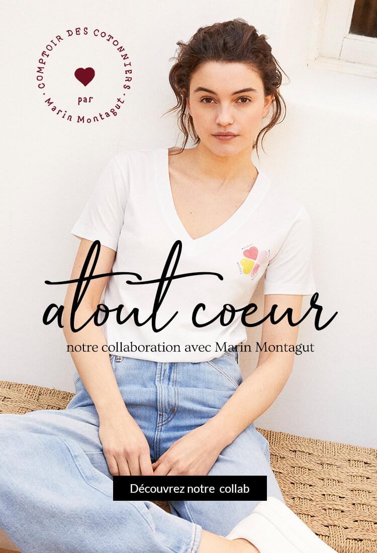 Atout coeur - Marin Montagut collaboration