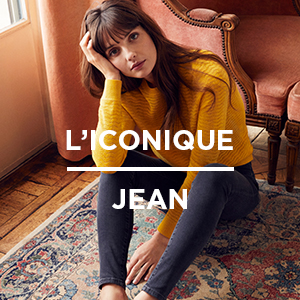 L'iconique : Jean