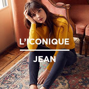 L'iconique : Jean