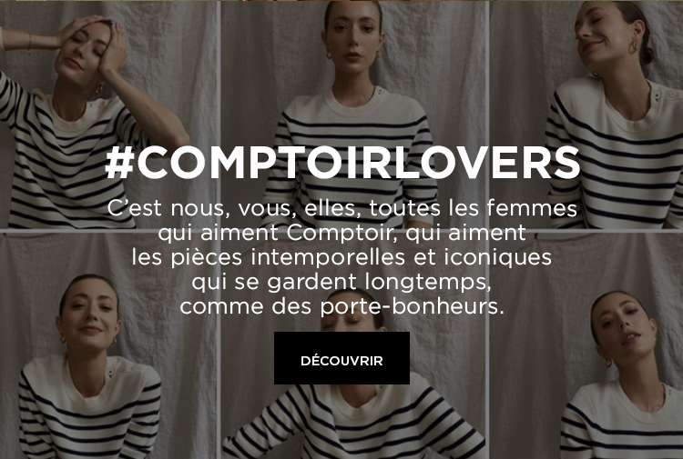 #ComptoirLovers - Mobile