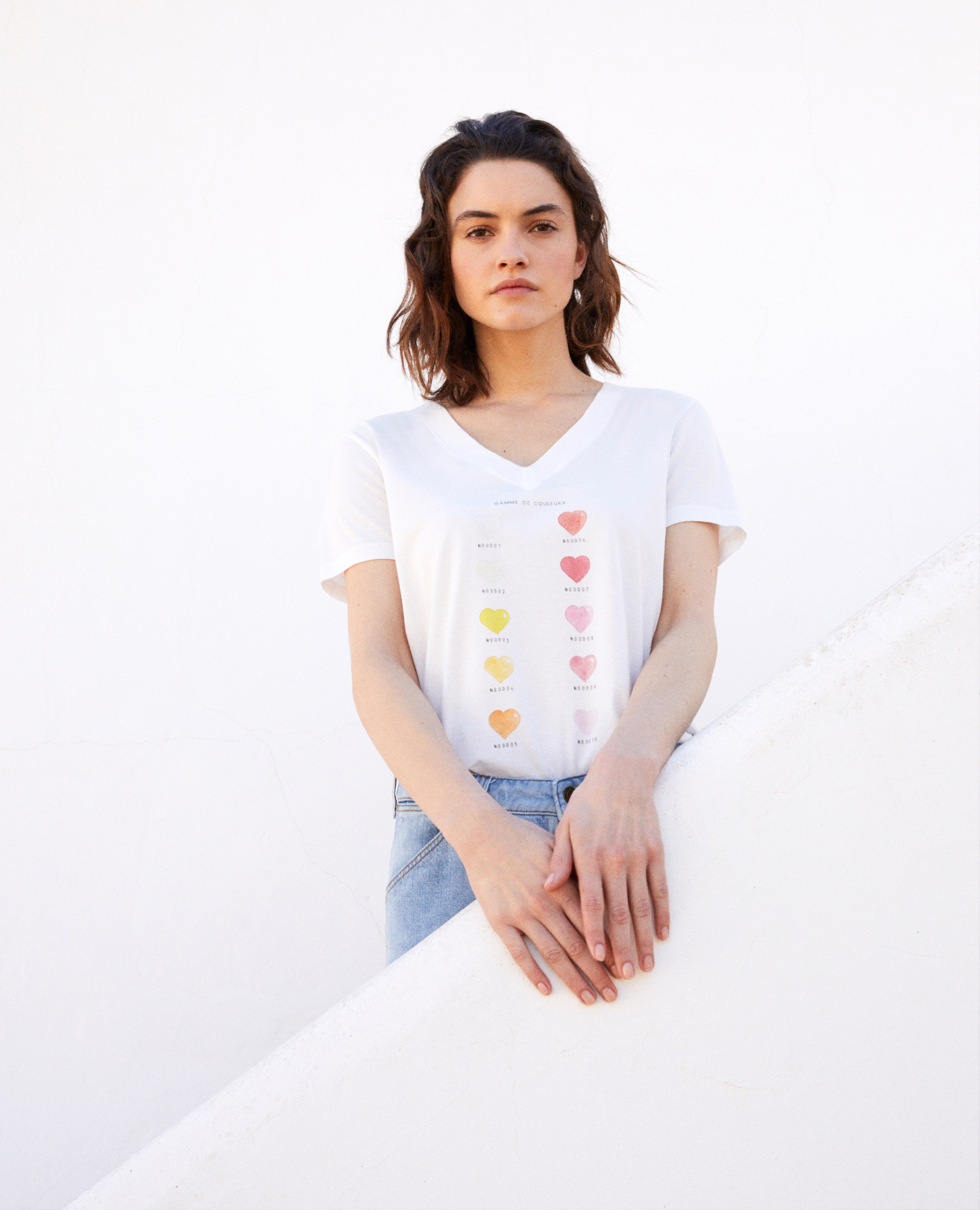 ea3a28cc60e Tee shirt femme - Marinière