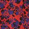 Robe longue imprimée Nf molten lava Josges