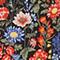 Robe longue Prairie black beauty Lavish