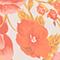 Haut col V imprimé fleuri Ete gardenia b Nabrief