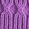 Bonnet en laine Brghtviolet Philera