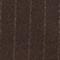 Blazer croisé en laine Stripe coffee bean Muciano