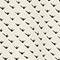 Minijupe patineuse imprimée Birdy ivoire Pitite