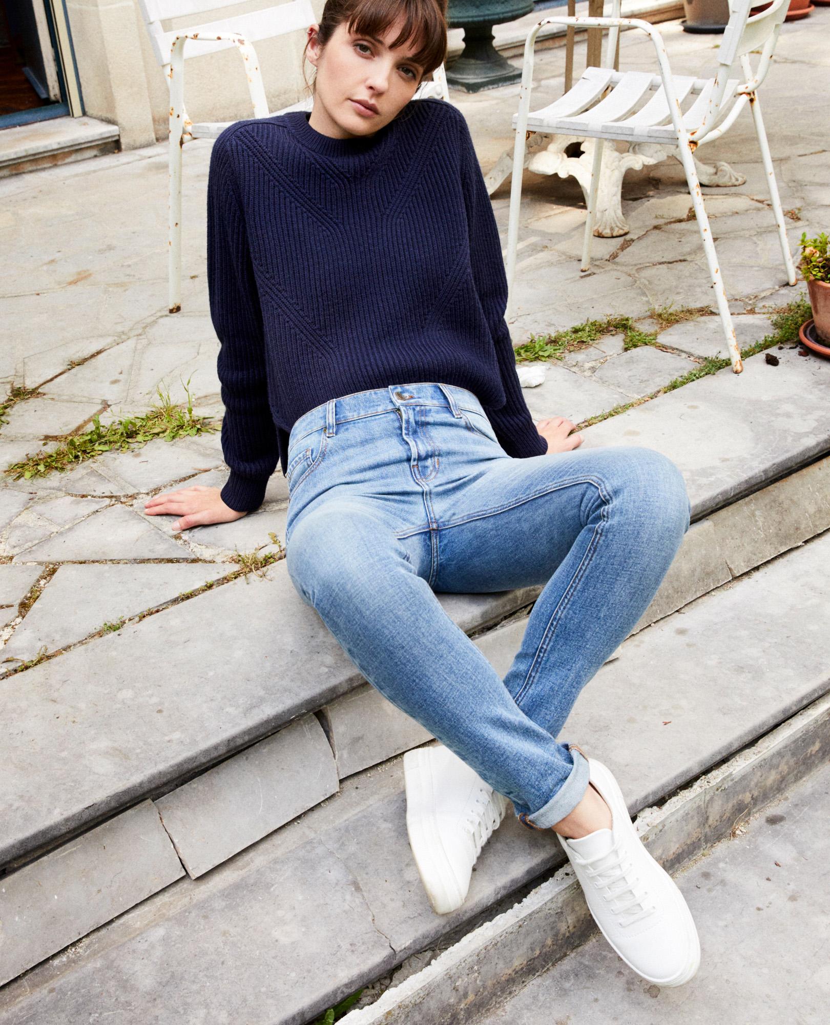 Des Cotonniers Jeans SkinnySlimFashion Femme FitComptoir HWE9D2I