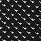 Minijupe patineuse imprimée Birdy black Pitite