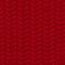 Pull en laine col rond maille torsade épi Royale red Marquise