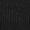 Robe plissée avec de la dentelle Noir Garla