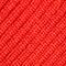 Chaussettes en coton côtelées Fiery red Loig