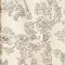 Robe fines bretelles avec de la soie imprimée Bandana light beige Ibriel