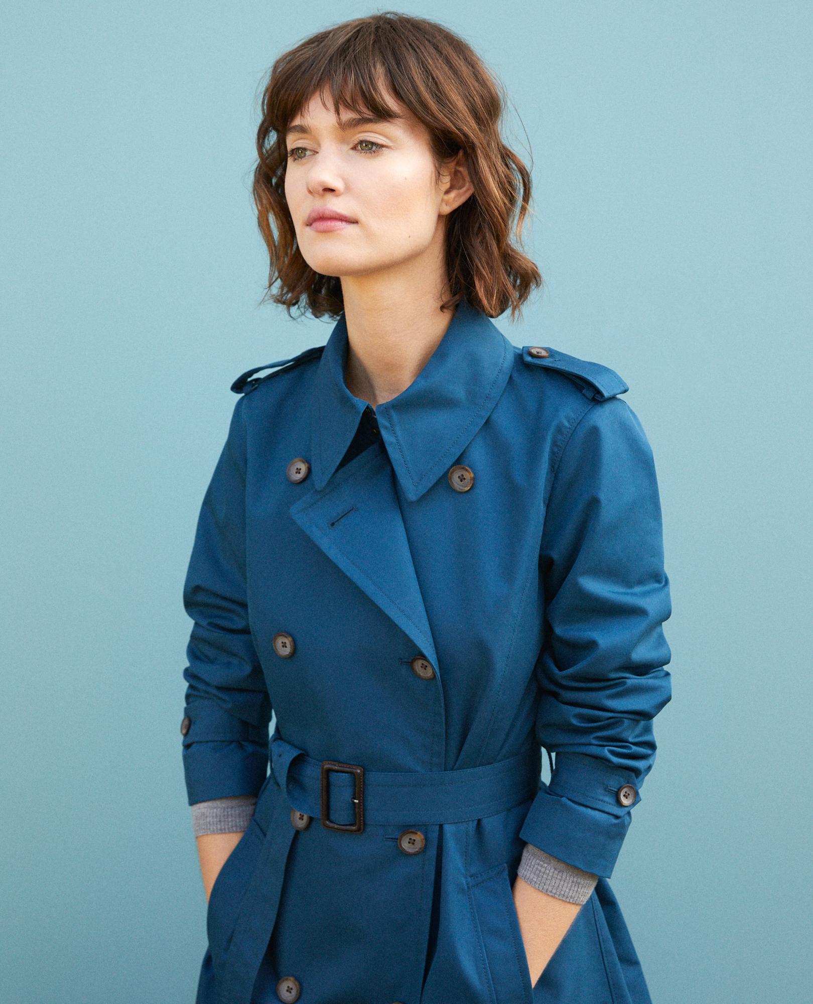 Trench femme - Imperméable à la mode   Comptoir des Cotonniers 69fb55f9919